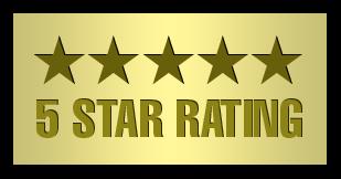 800+ 5-Star Reviews